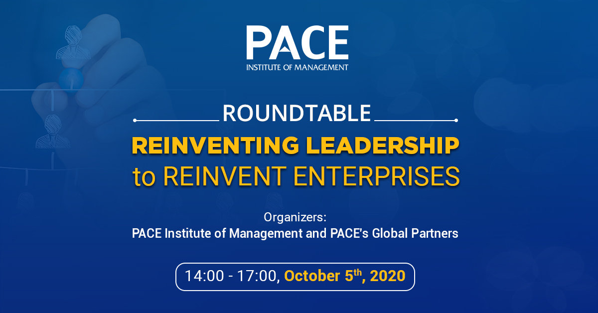 ROUNDTABLE: REINVENTING LEADERSHIP TO REINVENT ENTERPRISES